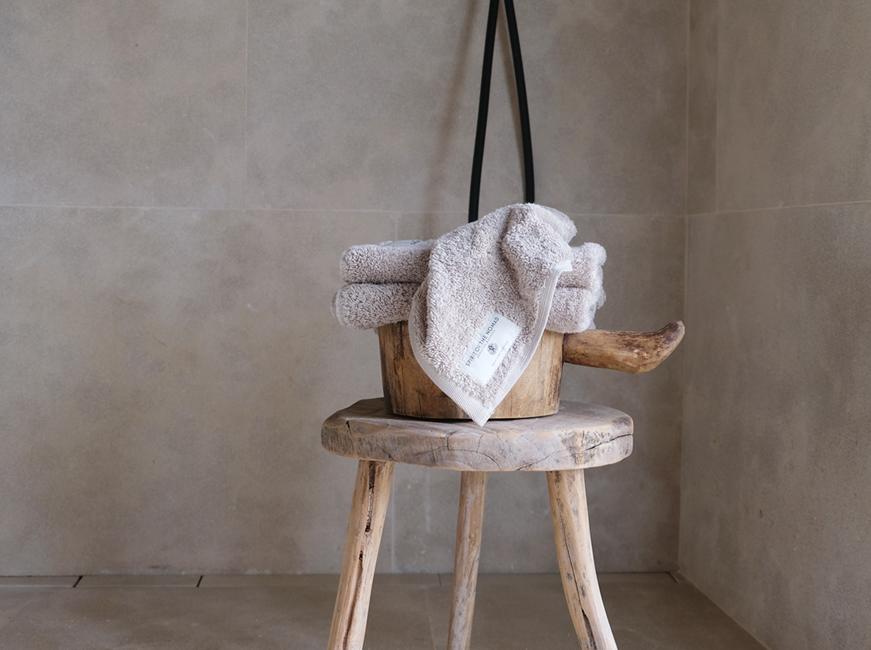 Egyptian Cotton - Desert Beige